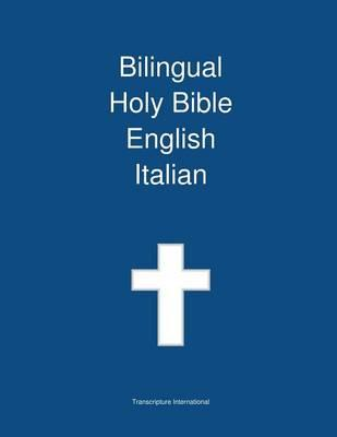 Bilingual Holy Bible, English - Italian