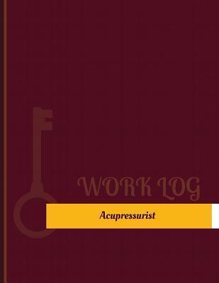 Acupressurist Work Log