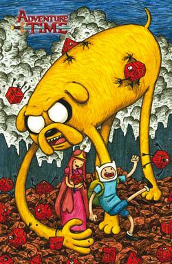 Adventure Time vol. ...