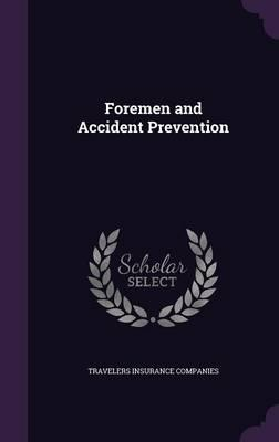Foremen and Accident Prevention