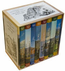 Wainwright Revised Pictorial Guides to the Lakeland Fells Boxed Set