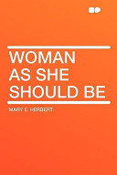 Woman as She Should Be