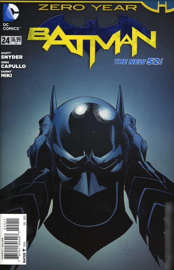 Batman Vol.2 #24