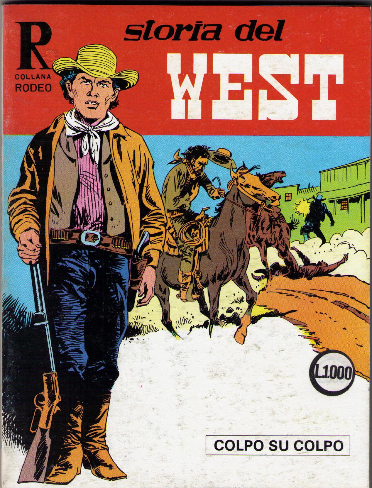 Storia del West n.67 (Collana Rodeo n. 155)