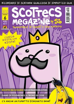 Scottecs Megazine n. 6