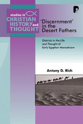 Discernment' in the Desert Fathers