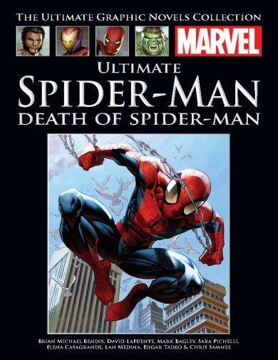 Ultimate Spider-Man: The Death of Spider-Man