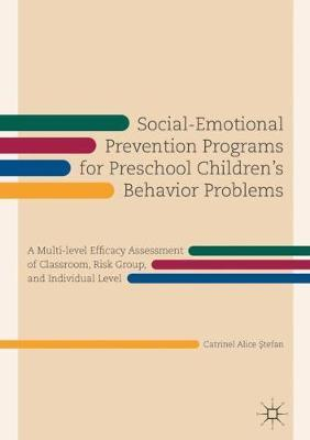 Social-Emotional Prevention Programs for Preschool Children's Behavior Problems