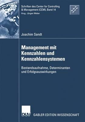 Management Mit Kennzahlen Und Kennzahlensystemen