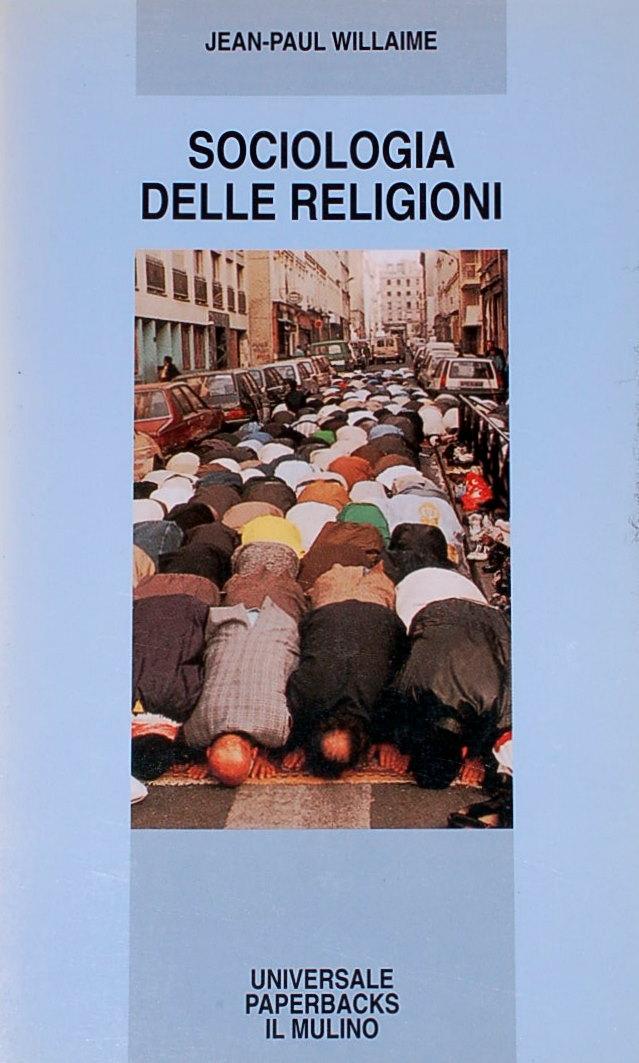 Sociologia delle religioni