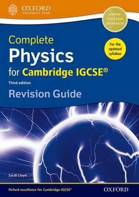 Cambridge IGCSE phys...