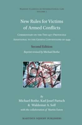 New Rules for Victims of Armed Conflicts