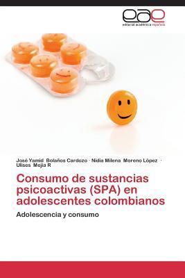 Consumo de sustancias psicoactivas (SPA) en adolescentes colombianos