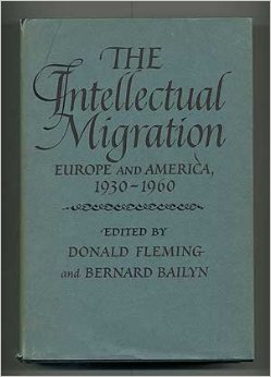 The Intellectual Migration