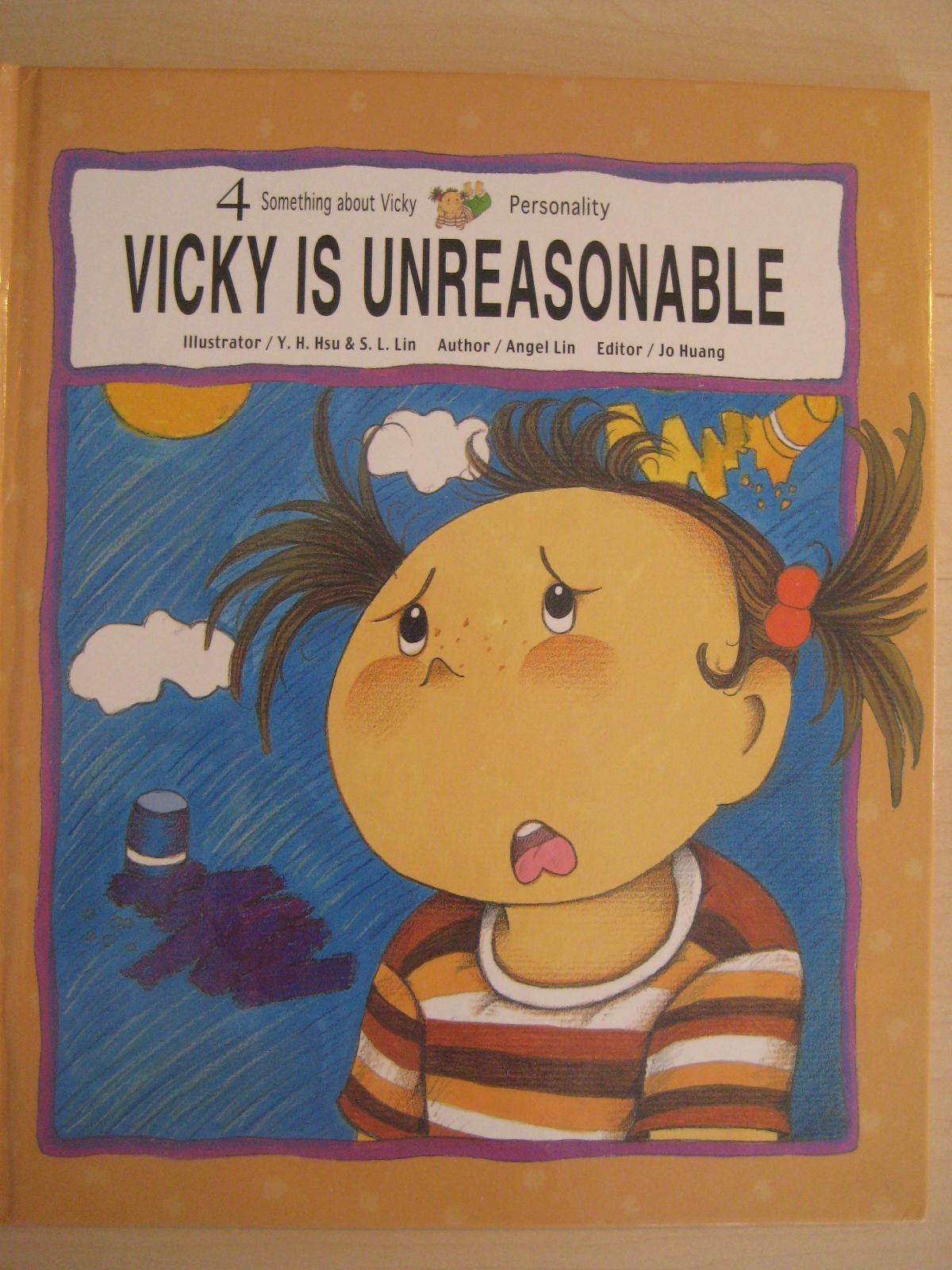 Vickey Is Unreasonable