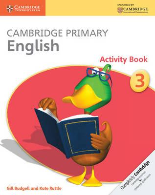 Cambridge Primary English. Activity Book Stage 3