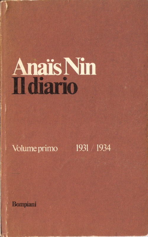 Il diario (Volume I)