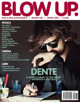 Blow up. 161 (ottobre 2011)