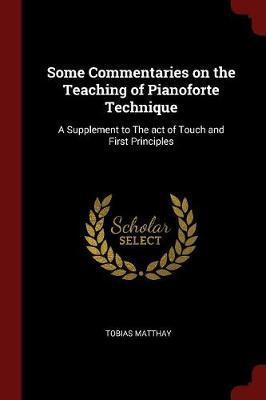 Some Commentaries on...