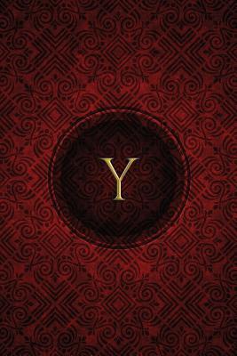 Monogram Y Journal