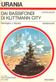 Dai bassifondi di Klittmann City