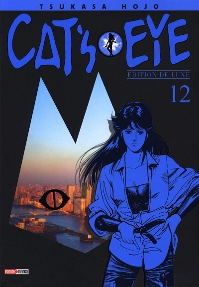 Cat's Eye, Tome 12
