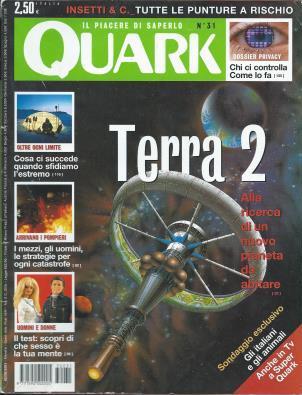 Quark: Il piacere di saperlo n. 31