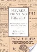 Nevada Printing History