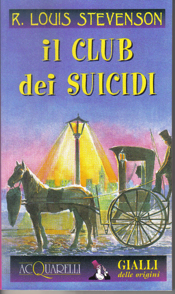 Il club dei suicidi