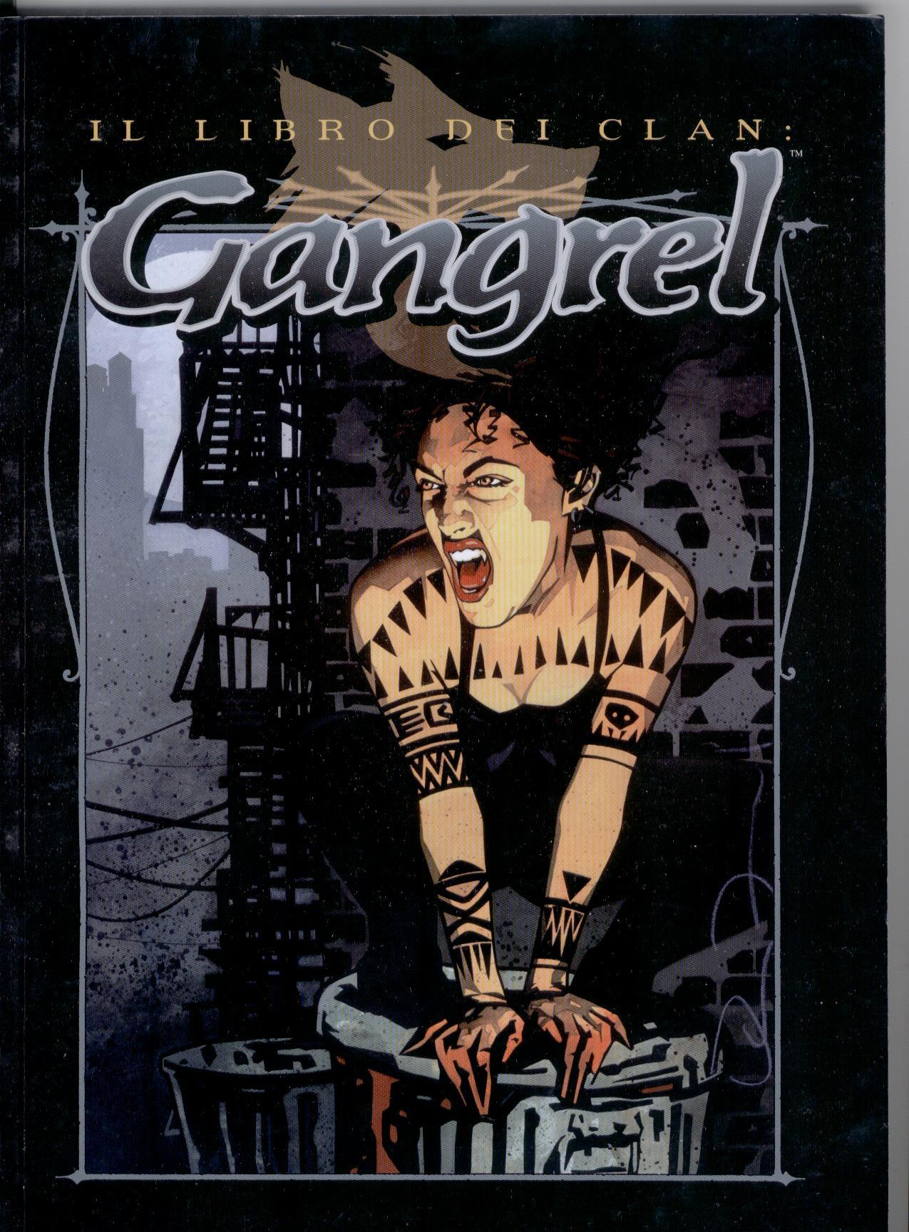 Libro dei Clan: Gangrel