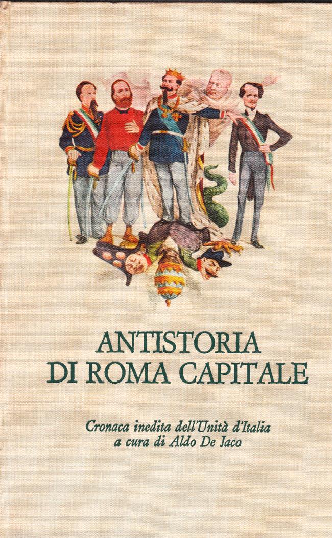 Antistoria di Roma capitale