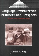 Language revitalization processes and prospects