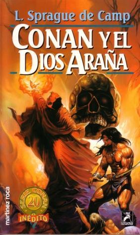Conan y el Dios Ara�...