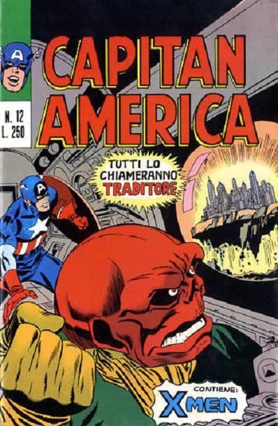 Capitan America n. 12