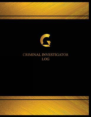 Criminal Investigator Logbook