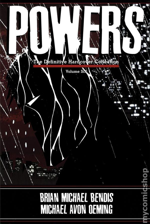 Powers: The Definiti...
