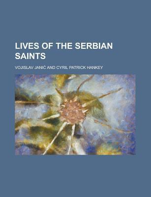 Lives of the Serbian Saints