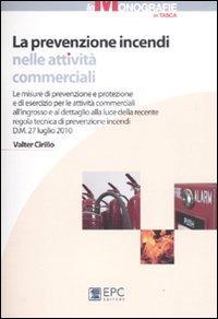 La prevenzione incendi nelle attività commerciali