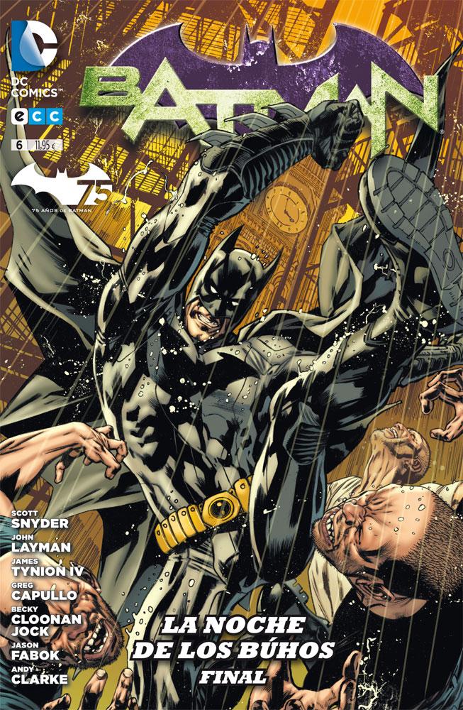 Batman núm.6