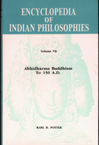 Encyclopedia of Indian Philosophies, Vol. 7