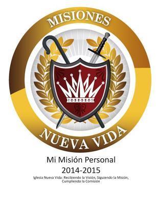 Mi misión personal 2014-15