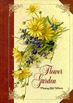 The Flower Garden Photograph Album