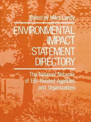 Environmental Impact Statement Directory