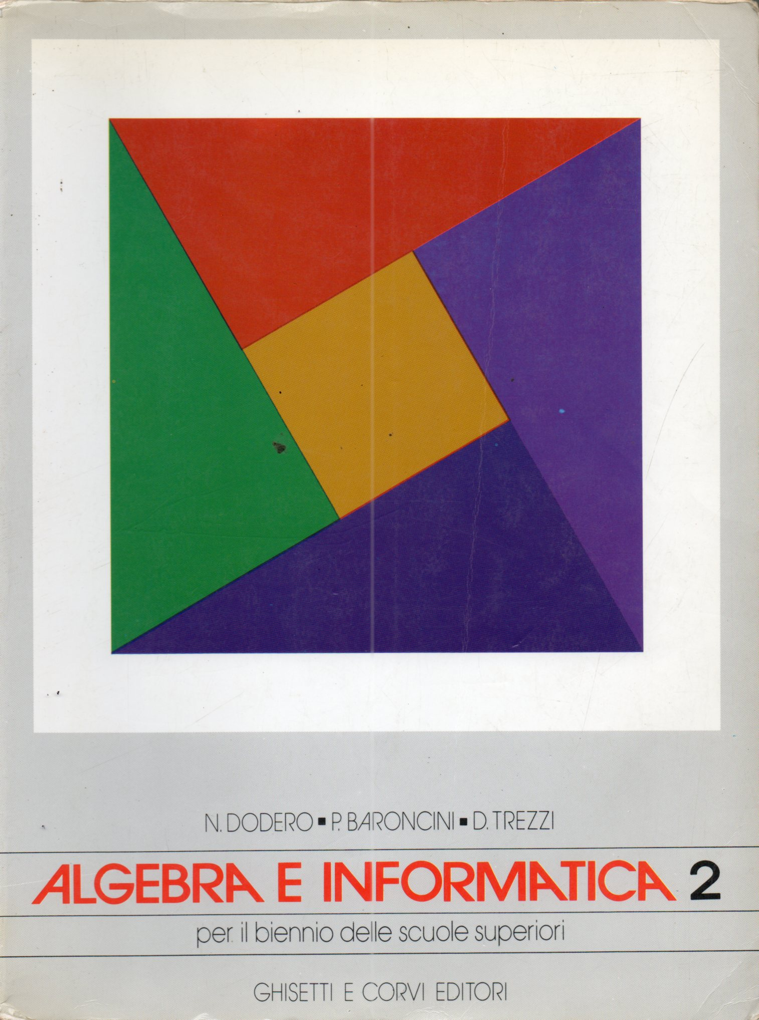 Algebra e informatica 2