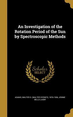 An Investigation of the Rotation Period of the Sun by Spectroscopic Methods