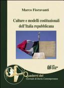 Culture e modelli costituzionali dell'Italia repubblicana