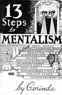 13 Steps to Mentalis...