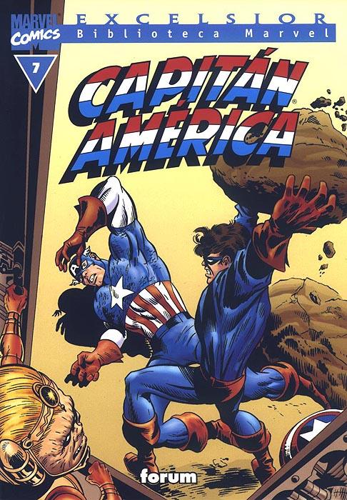 Biblioteca Marvel: Capitán América #7 (de 20)