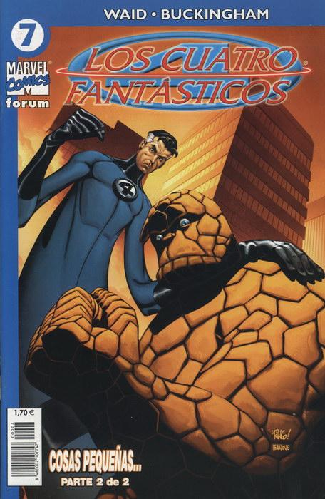 Los 4 Fantásticos Vol.5 #7 (de 16)