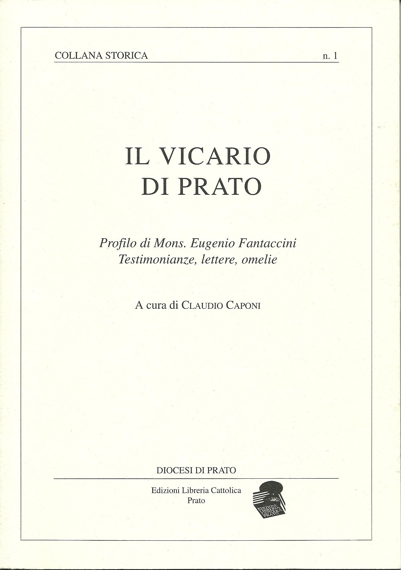 Il vicario di Prato